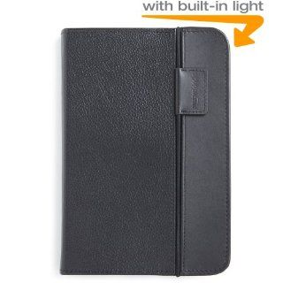 Kindle Lighted Leather Cover, Black (Fits Kindle Keyboard
