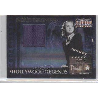 Ingrid Bergman Dress/250 #166/250 (Trading Card) 2007
