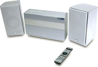 Sharp SD EX101 1 bit Audio Home Audio System with CD