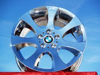BMW 3 series SportStyle 162 Set of 4 genuine factory 18inch chrome