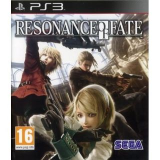 RESONANCE OF FATE / JEU CONSOLE PS3   Achat / Vente PLAYSTATION 3