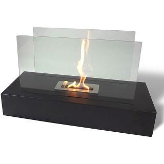 Nu Flame Fiamme Freestanding Floor Fireplace