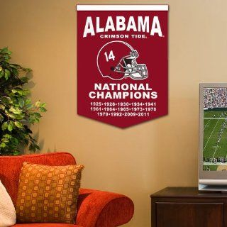 NCAA Alabama Crimson Tide 2011 BCS National Champions
