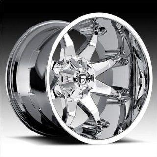 Fuel Octane Chrome Wheel (20x12)    Automotive