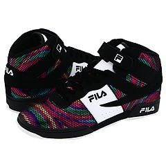 Fila F13 Chimera Black/White/Multi Athletic