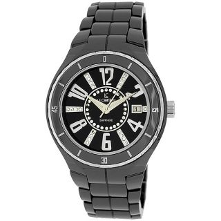 Black Ceramic Sapphire Crystal Watch Today $106.00