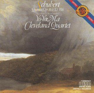Schubert Quintet, Op.163, C Major Franz Schubert, Atar