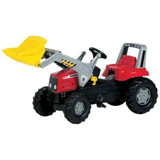 104   152 cmLes tracteurs à pédales ROLLY JUNIOR sont parfaitement
