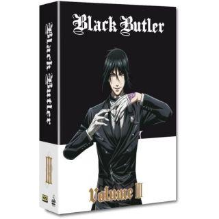 Black butler, vol. 3 en DVD DESSIN ANIME pas cher