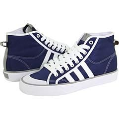 adidas Originals Nizza Hi New Navy/White/Tin Athletic