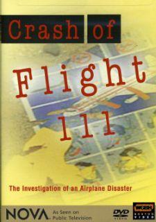 Crash of Flight 111 (DVD)