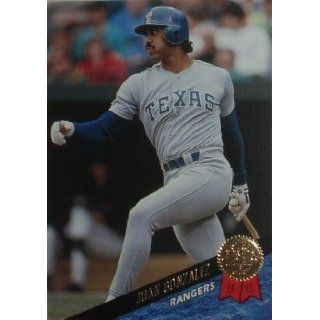 1993 Leaf #170 Juan Gonzalez Baseball Everything Else