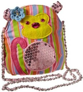 ABG Accessories Girls 7 16 Critter Buddies Bag, Multi, One