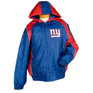 G3 Mens New York Giants Winter Coat