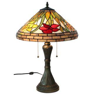 Tiffany style Amora Lighting Daffodil Table Lamp Today $123.99