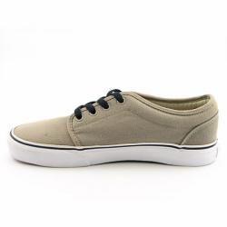 Vans Mens 106 Vulcanized Brown Dune/Black Skate Shoes