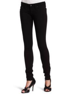 True Religion Womens Stella Ponte Skinny Pant: Clothing