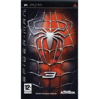 SPIDER MAN 3 / JEU CONSOLE PSP   Achat / Vente PSP SPIDER MAN 3 PSP