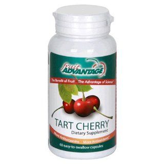 Fruit Advantage Dietary Supplement, Capsules, Tart Cherry