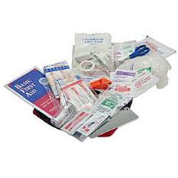 Lifeline First Aid Wilderness 110 pc First Aid Kit (Pack of 6
