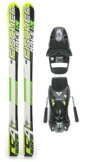Fischer Race Jr Skis with Binding 110cm