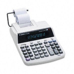 Canon P170 DH two Color Desktop Printing Calculator & LS