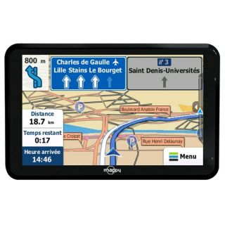 Mappy Iti 390 Europe Light   Achat / Vente GPS AUTONOME Mappy Iti 390