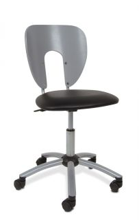 Studio Designs Silver Futura / Vision Chair Today $112.99
