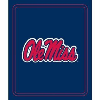 Rebels NCAA Classic Fleece Blanket LCC 176 23: Sports & Outdoors