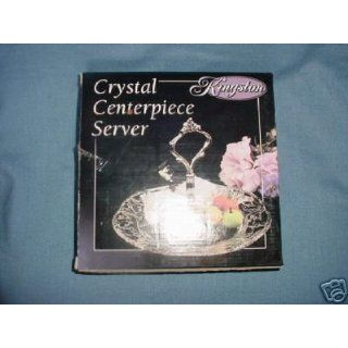 Crystal Centerpiece Server Dish: Everything Else