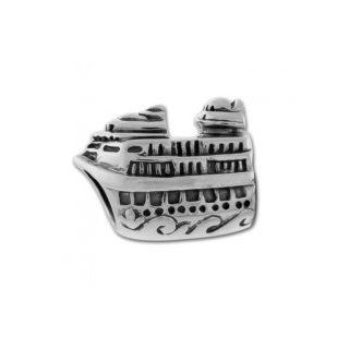 Authentic Carlo Biagi Cruise Ship Bead Charm   .925 Sterling Silver