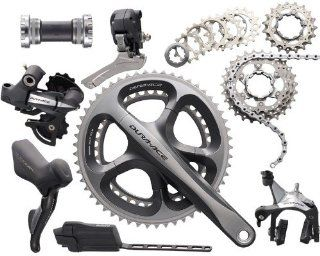 2012 Shimano Dura ace 7970 Di2 Groupset Complete Sports