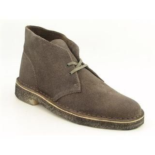 Clarks Originals Mens Desert Boot Regular Suede Boots (Size 6