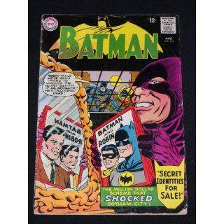 Batman #173 Silver Age 1965 DC Comic Book