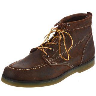 Sebago Mens Waldo Leather Boots