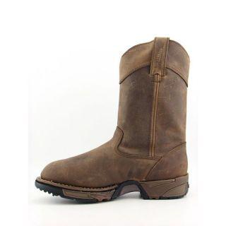 Rocky Mens 5639 Aztec Brown Boots