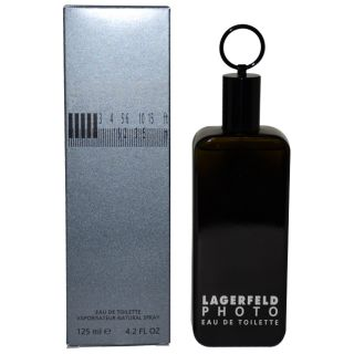 Karl Lagerfeld Photo Mens 4.2 ounce Eau de Toilette Spray Today $