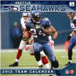 Turner Seattle Seahawks 2012 12 x12 Wall Calendar Sports