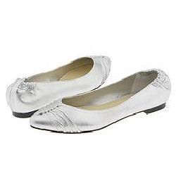 Steve Madden Candy Silver Leather