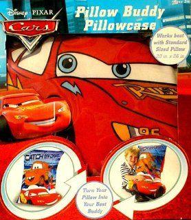 Cars Lightning McQueen and Mater Pillow Buddy Pillowcase
