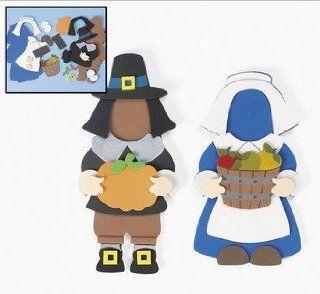 Pilgrim Photo Frame Magnet Craft Kit   Crafts for Kids
