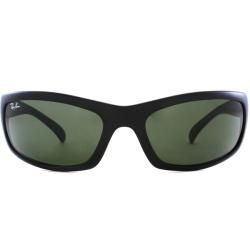 Ray Ban Unisex RB 4026 Shot 601S Sport Wrap Sunglasses