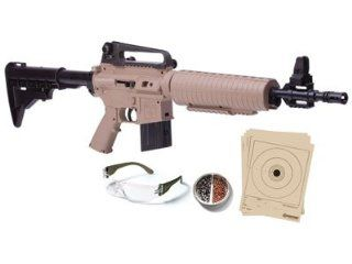 Crosman M4 177 Multi Pump BB and Pellet Air Rifle Sports