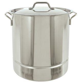 Bayou Classic 10 Gallon Tri Ply Stainless Steel Stockpot Today $129