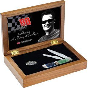 Case Knives 8886 6254SS Pattern Dale Earnhardt Jr. Just