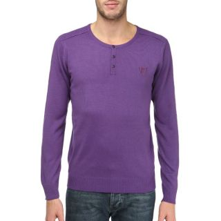 TTRAXX Pull Homme Violet   Achat / Vente PULL TTRAXX Pull Homme