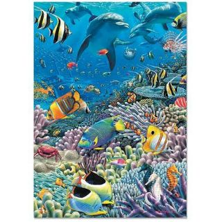 Sea of Life 2000 piece Jigsaw Puzzle