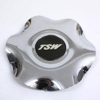 Tsw Wheels Chrome Center Cap #Cc177    Automotive