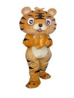 Tiger cartoon Character Costume Clothing