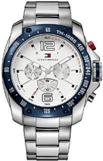 Tommy Hilfiger Mens Grand Prix Chronograph Watch   1790871 Watches